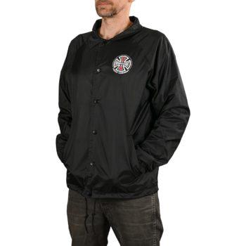 Independent Truck Co Coach Jacket - Black