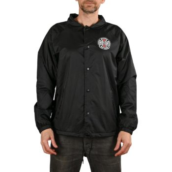 Independent Truck Co Coach Jacket - Black