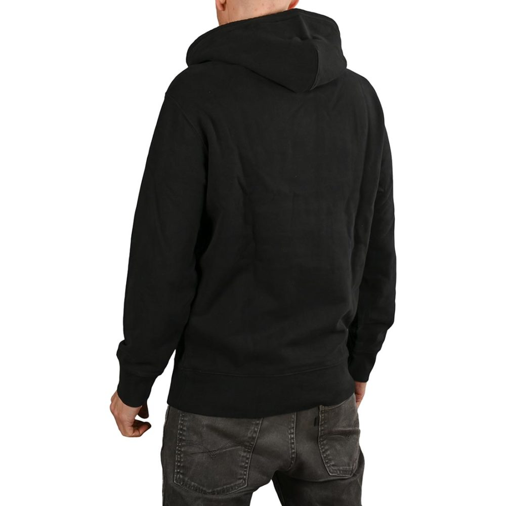 Levi's Skate New Original Pullover Hoodie - Mineral Black