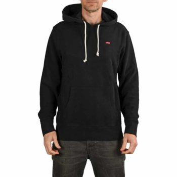 Levi's Skate New Original Pullover Hoodie - Mineral Black
