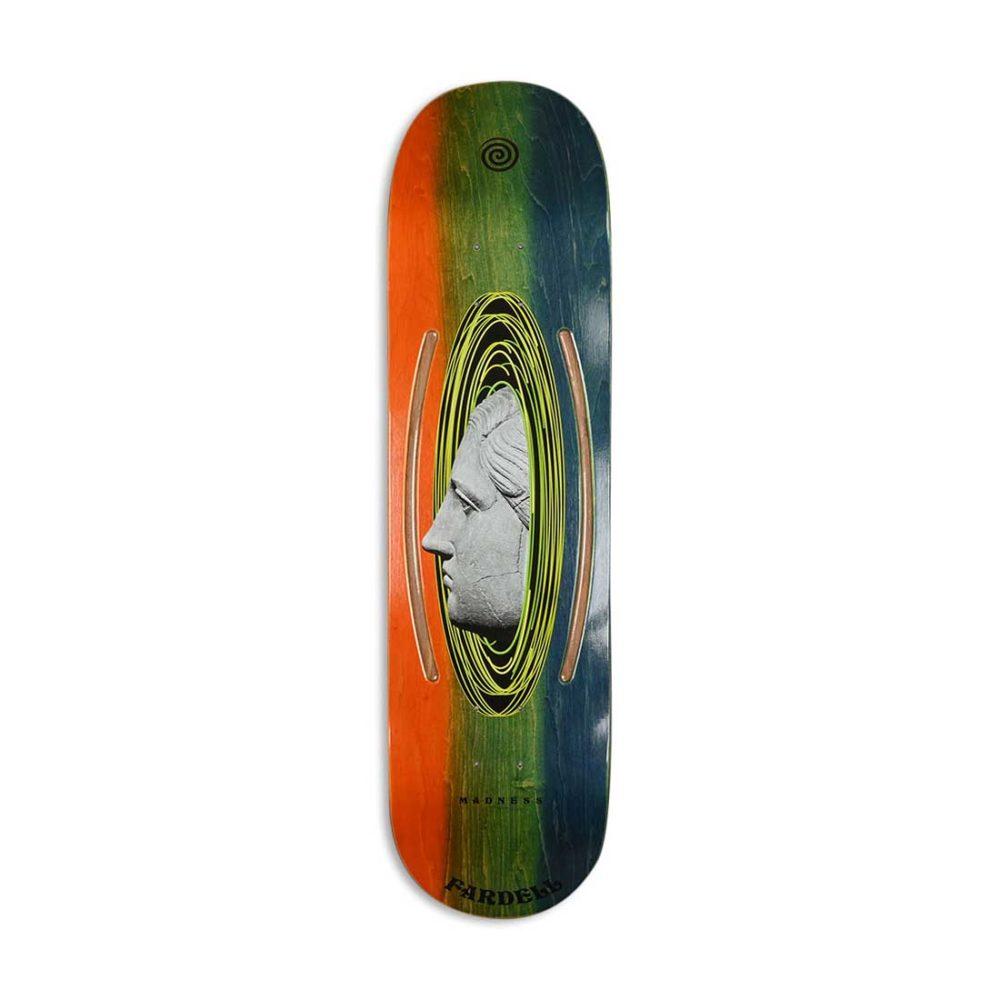 """Madness Jack Fardell Escape R7 8.5"""" Pro Skateboard Deck"""