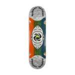 """Madness Minds Eye Popsicle Slick 8.125"""" Skateboard Deck"""