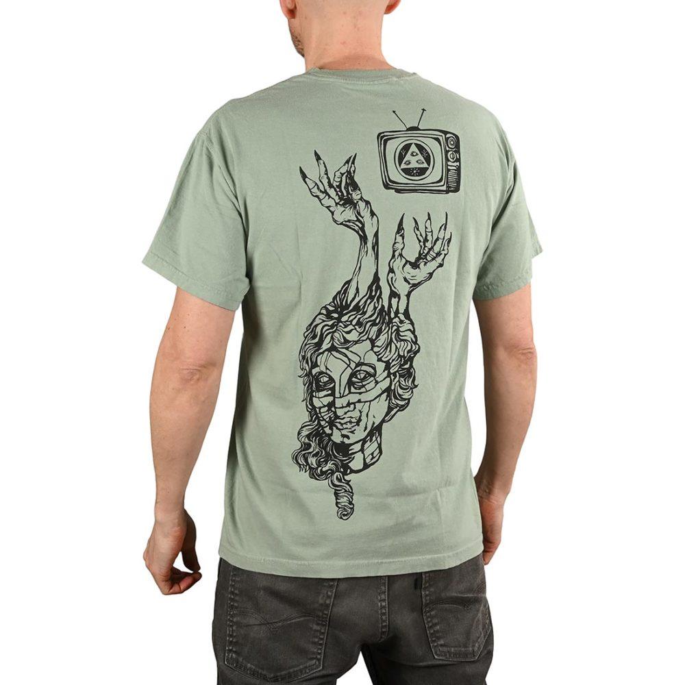 Welcome Beldam S/S T-Shirt - Sage