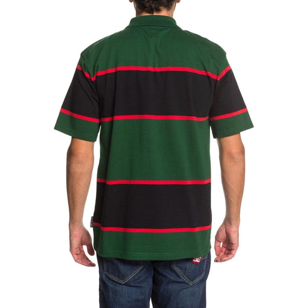 DC Medsford Polo S/S T-Shirt - Eden