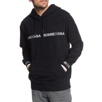 DC Middlegate Pullover Hoodie - Black