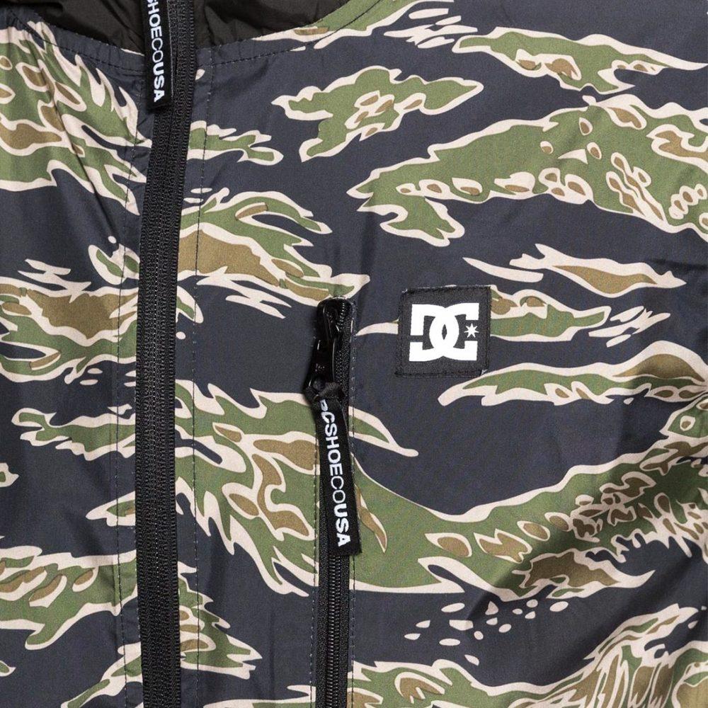 DC Shoes Dagup Windbreaker Jacket - S1 20 Camo