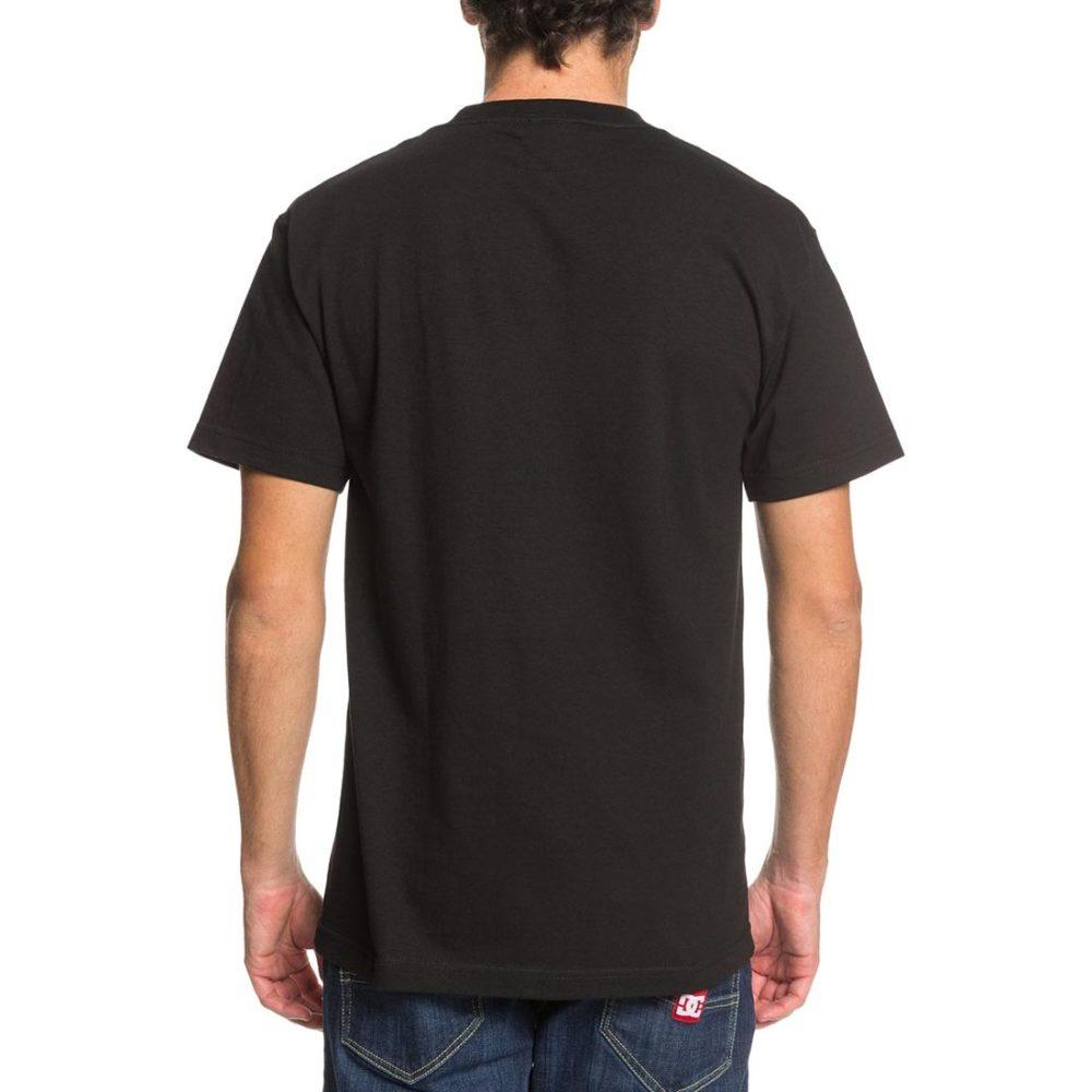 DC Shoes Jaakko S/S T-Shirt - Black