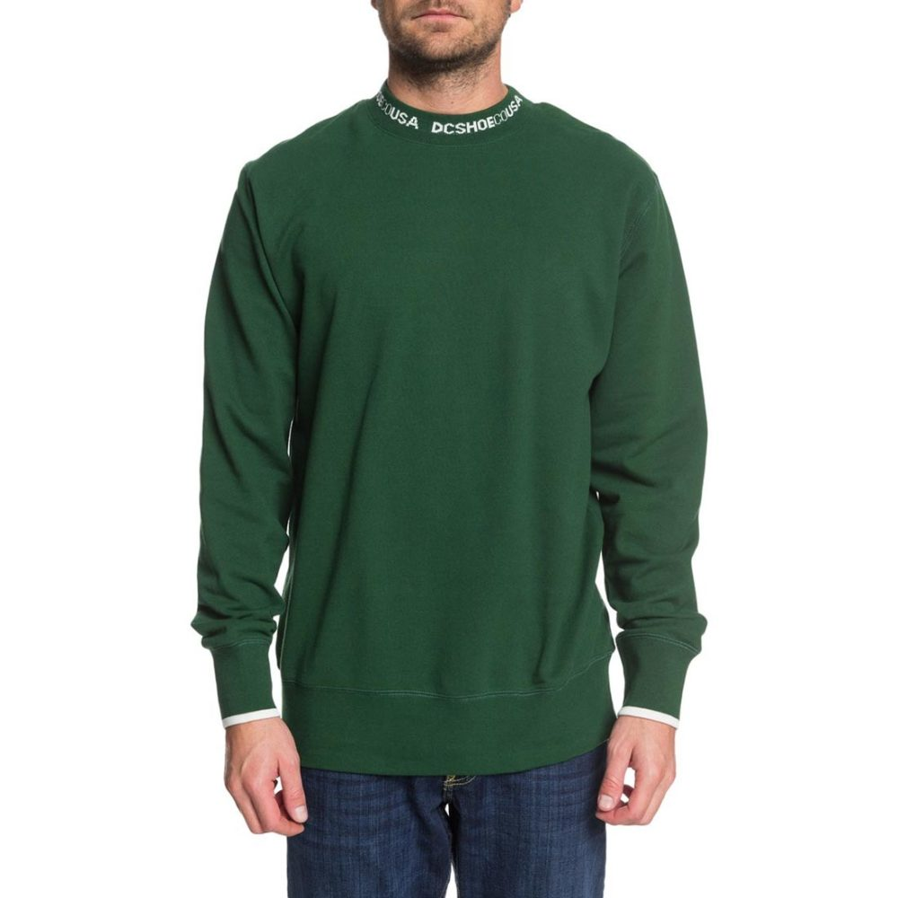 DC Shoes Middlegate Pullover Crew - Eden