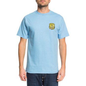DC Shoes Philly 5 0 S/S T-Shirt - Bonnie Blue