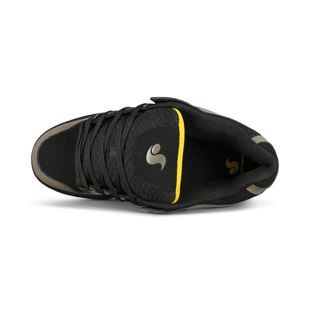 DVS Celsius Skate Shoes - Black / Yellow