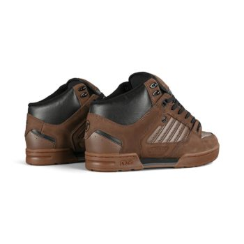 DVS Militia Boot - Brown / Black / Gum
