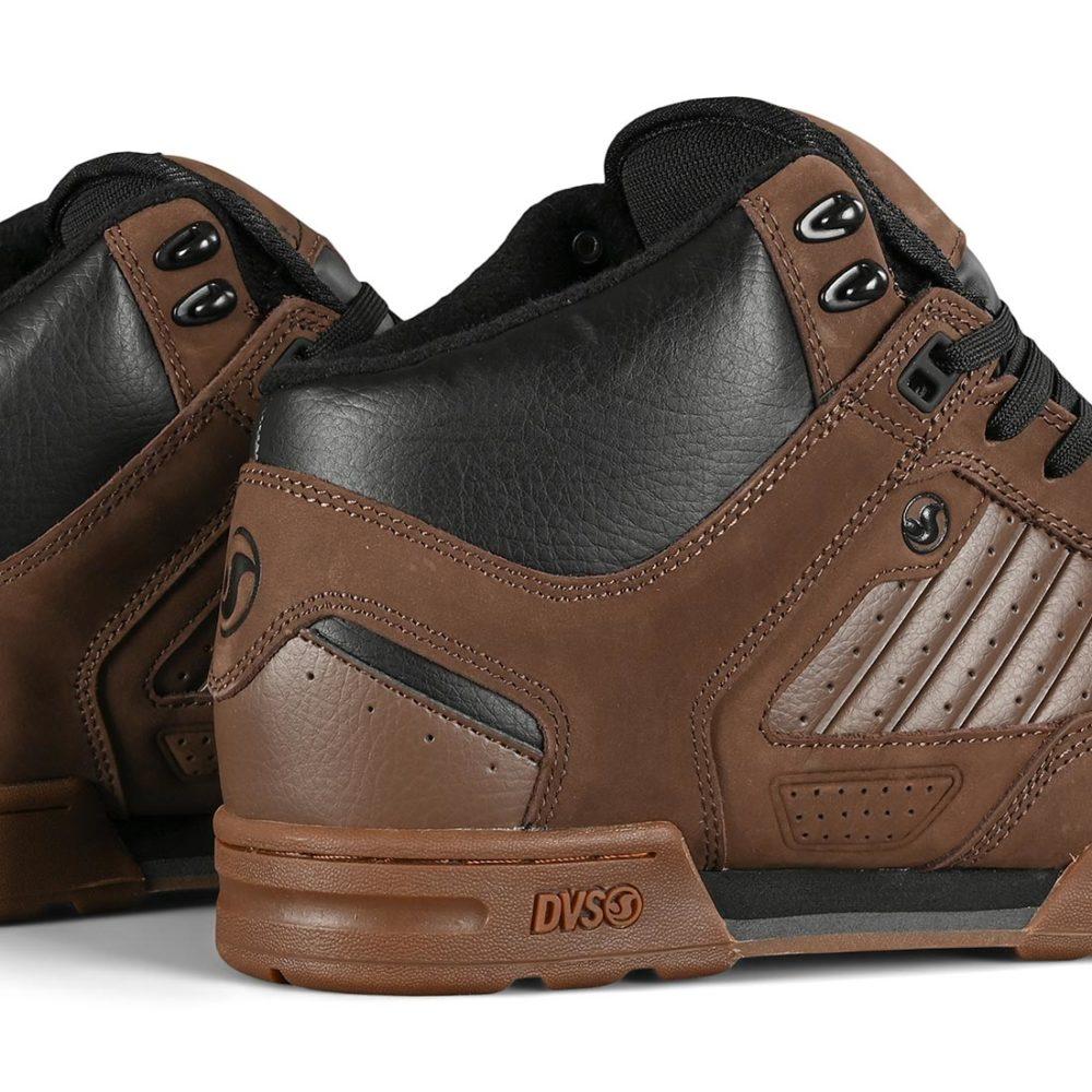 DVS Militia Boot - Brown / Black / Gum