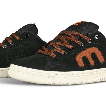 Etnies Calli-Cut Skate Shoes - Black / Brown