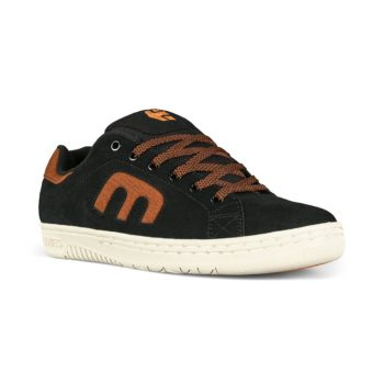 Etnies Calli-Cut Skate Shoes - Black / Brown
