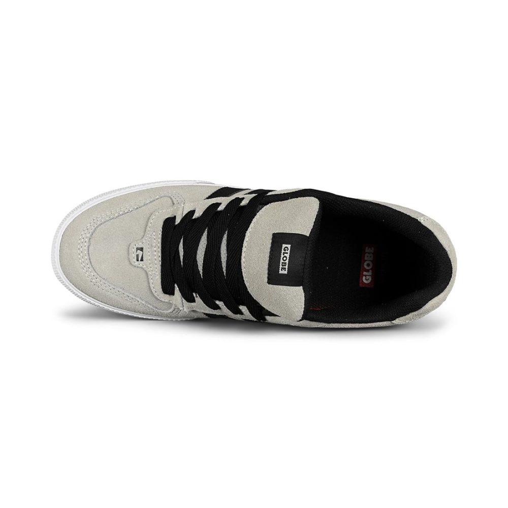 Globe Encore 2 Skate Shoes - Light Grey