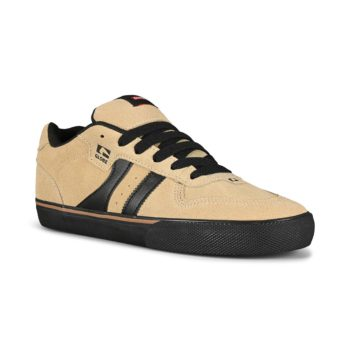 Globe Encore 2 Skate Shoes - Sand / Black