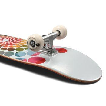"""Jart Spiral 8"""" Complete Skateboard"""