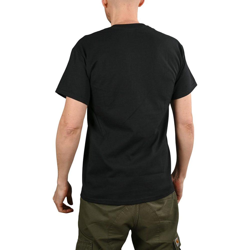 New Deal Molotov Kid S/S T-Shirt - Black