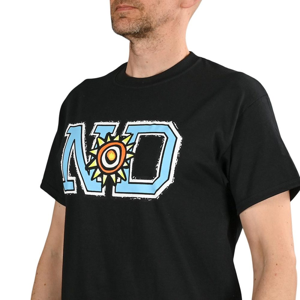 New Deal ND Price Point S/S T-Shirt - Black