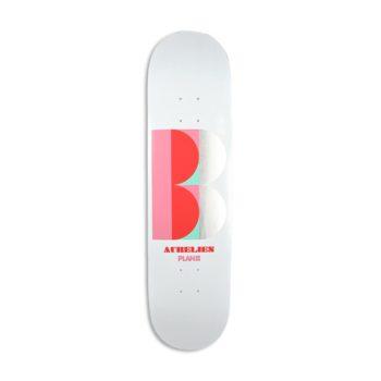 "Plan B Aurelien Giraud 8.25"" Deco Pro Skateboard Deck"