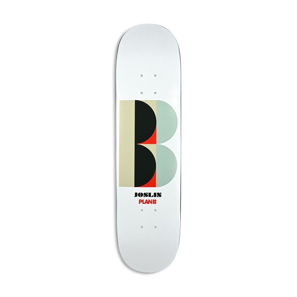 Plan B Chris Joslin Deco Pro Skateboard Deck
