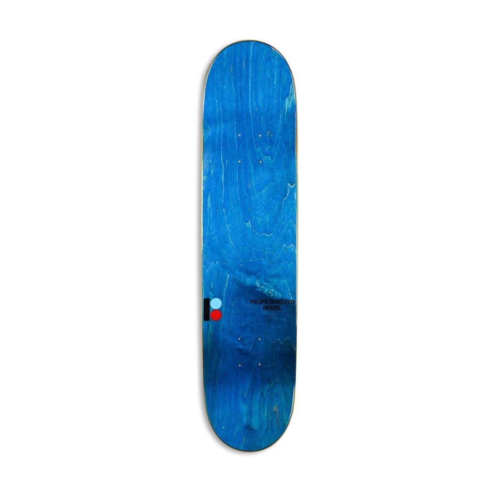 Plan B Felipe Gustavo Deco Pro Skateboard Deck