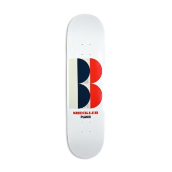 "Plan B Ryan Sheckler 8.25"" Deco Pro Skateboard Deck"
