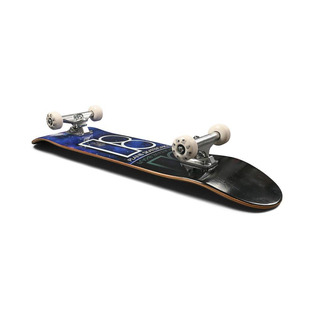 "Plan B Team Cosmo 7.75"" Complete Skateboard"