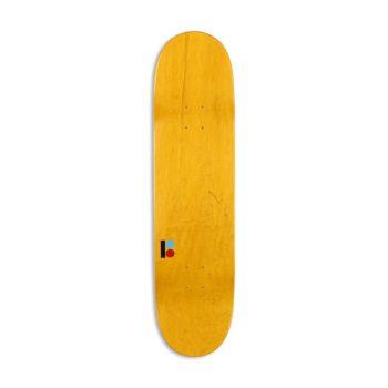 "Plan B Team OG Foil 8.25"" Skateboard Deck"