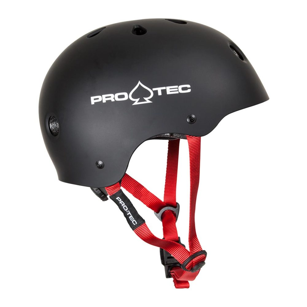 Pro-Tec Classic Fit Youth Helmet - Matte Black