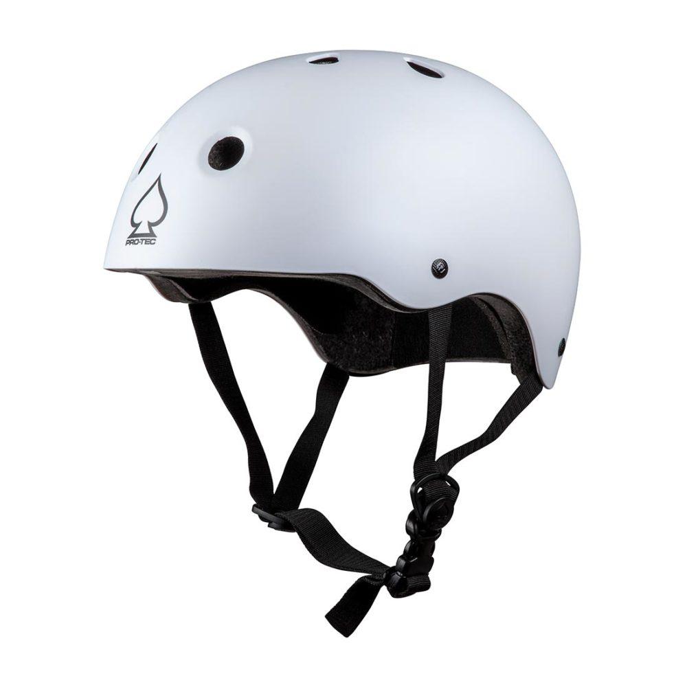Pro-Tec Prime Helmet - Matte White