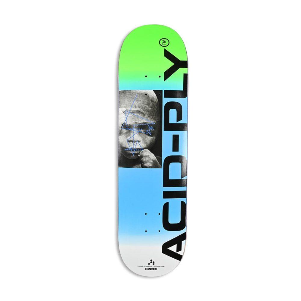 "Quasi Chembaby One 8.375"" Skateboard Deck"