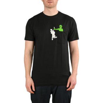 RIPNDIP Hang Up S/S Pocket T-Shirt - Black
