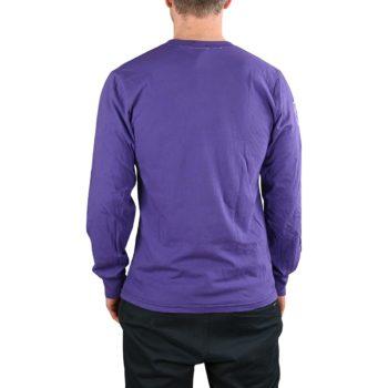 RIPNDIP Lord Nermal L/S Pocket T-Shirt - Purple