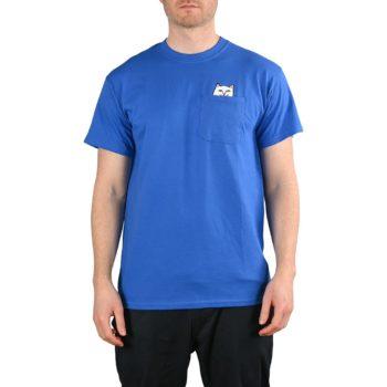 RIPNDIP Lord Nermal S/S Pocket T-Shirt - Royal Blue