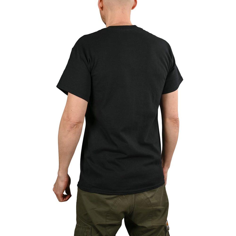 Thrasher Rainbow Mag S/S T-Shirt - Black