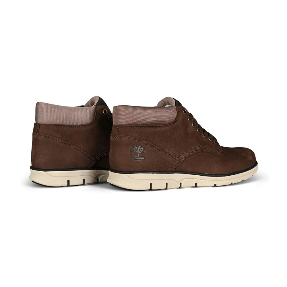 Timberland Bradstreet Chukka Boot - Dark Brown