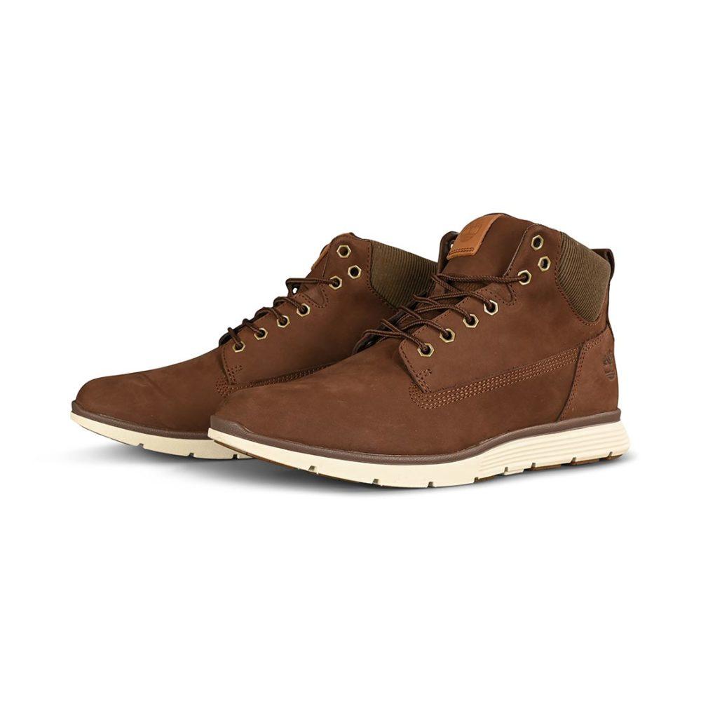 Timberland Killington Chukka Boot - Dark Brown / Cord