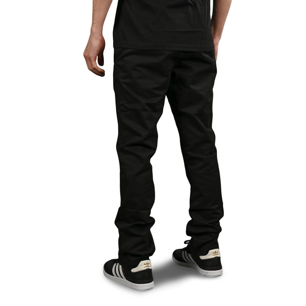 Volcom Frickin Slim Chino Pants - Black