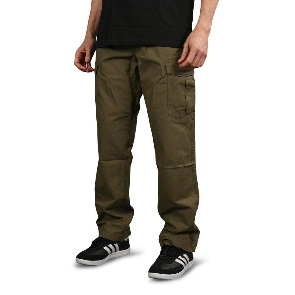 Volcom Miter II Cargo Pants - Army Green