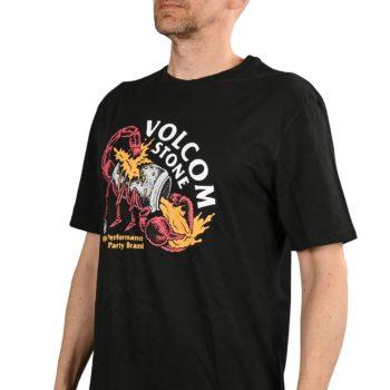 Volcom Scorps RLX S/S T-Shirt - Black
