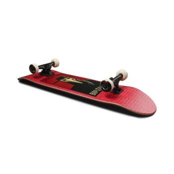 "Birdhouse Plague Doctor 8"" Complete Skateboard - Red"