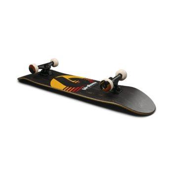 "Birdhouse Stage 3 Sunset 8"" Complete Skateboard - Black"