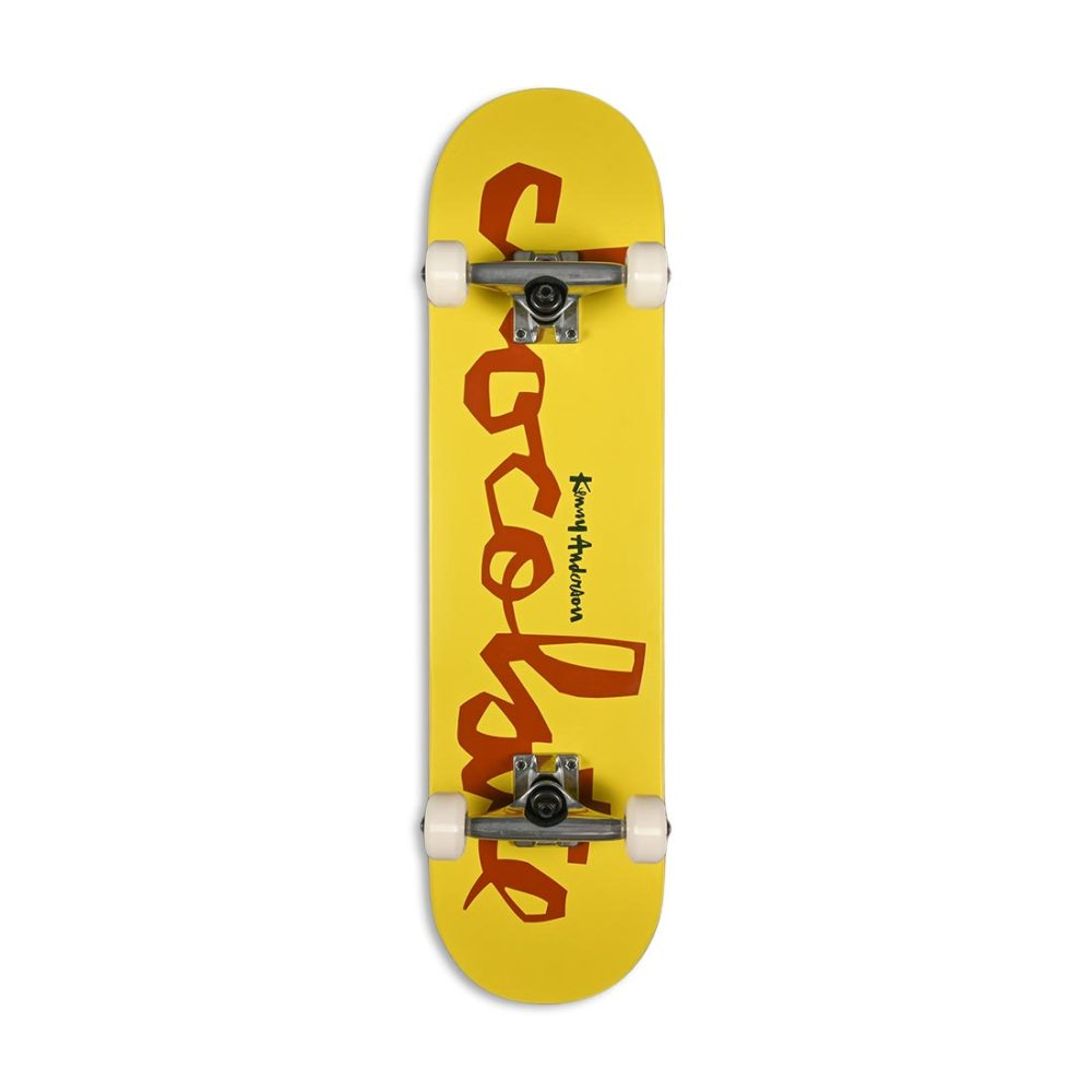 "Chocolate Original Chunk Kenny Anderson 7.75"" Complete Skateboard"