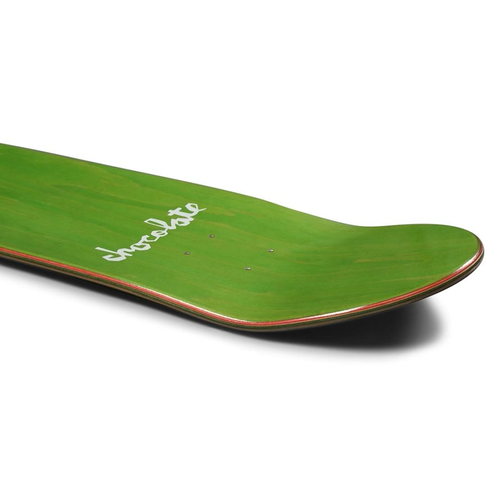"Chocolate Original Chunk W40 Jesus Fernandez 8.25"" Skateboard Deck"