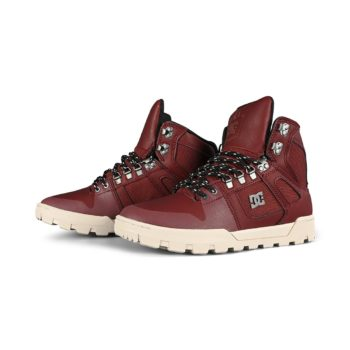 DC Pure High-Top WR Boot - After Dark