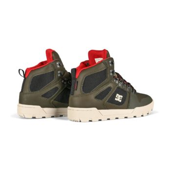 DC Shoes Pure High Top WR Boot - Deep Forest
