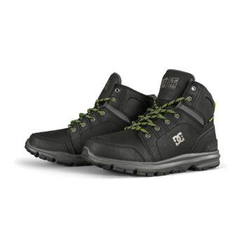 DC Torstein Lace Up Winter Boot - Black Acid