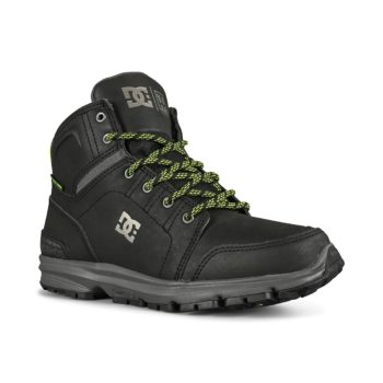 DC Torstein Lace Up Winter Boot - Black Acid