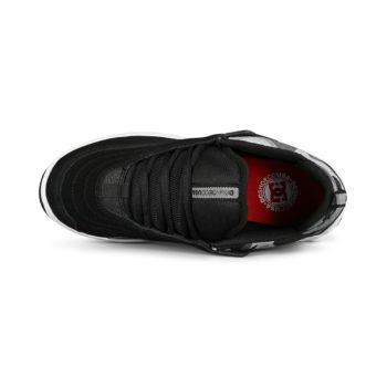 DC Williams Slim S Skate Shoes - Black / Gun Metal